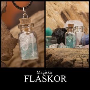 Magiska flaskor